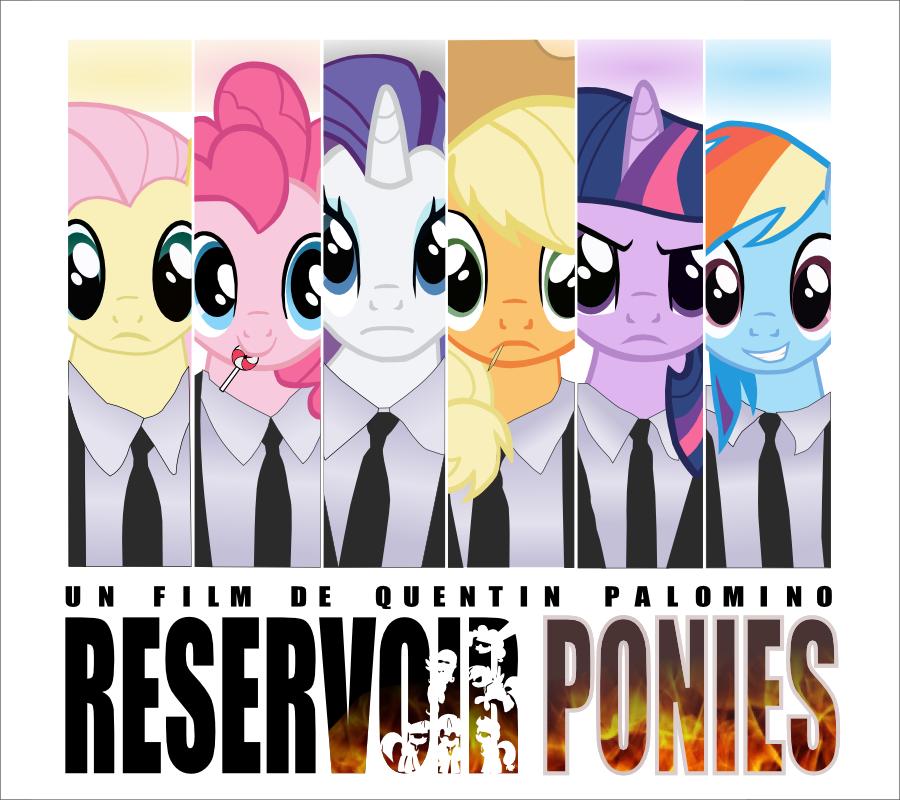 Reservoir Ponies