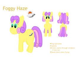 Foggy Haze reference
