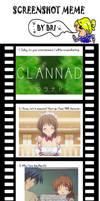 SS Meme - CLANNAD +SPOILERS+
