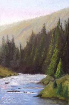 Granite Creek, Wyoming (finished)