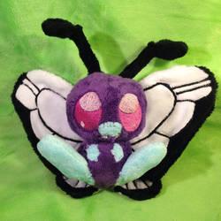 Butterfree plush by Chibi-Katie