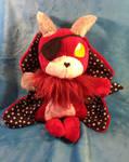 Foxy Glider by Chibi-Katie