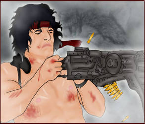 Rambo Is Republic by finalcountdown