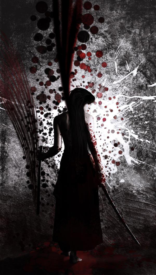 Art of murder by O-Nobody-O