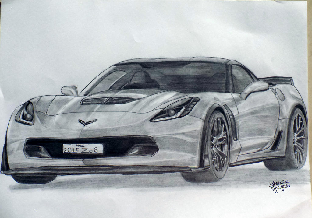 chevrolet corvette drawing images reverse search