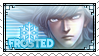 Frosted Ezreal stamp by Merieth