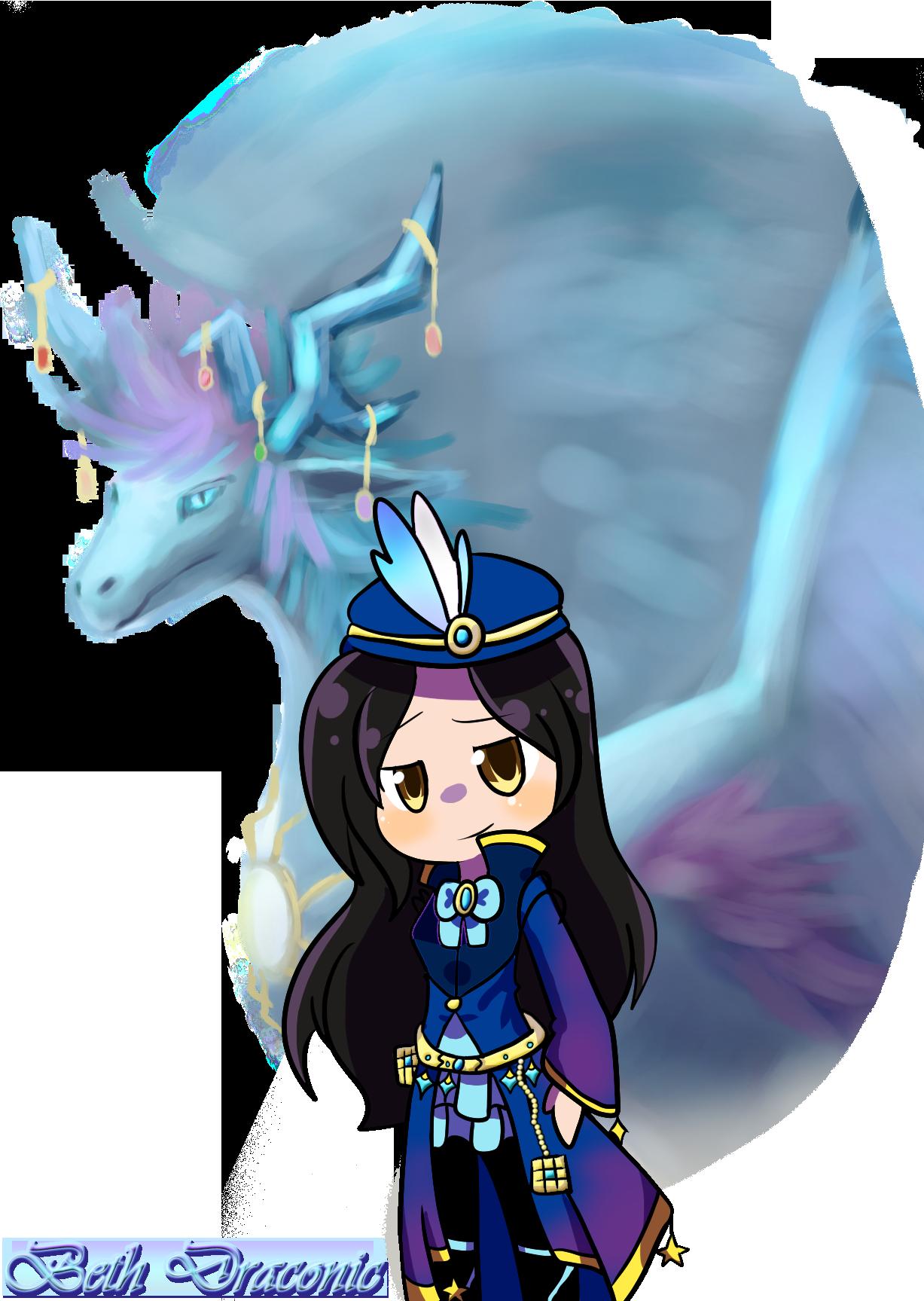Merieth (Dragon Goddess) | DeviantArt