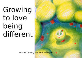 Illustrated story Growing to love... (cover page) by Ana2Mars
