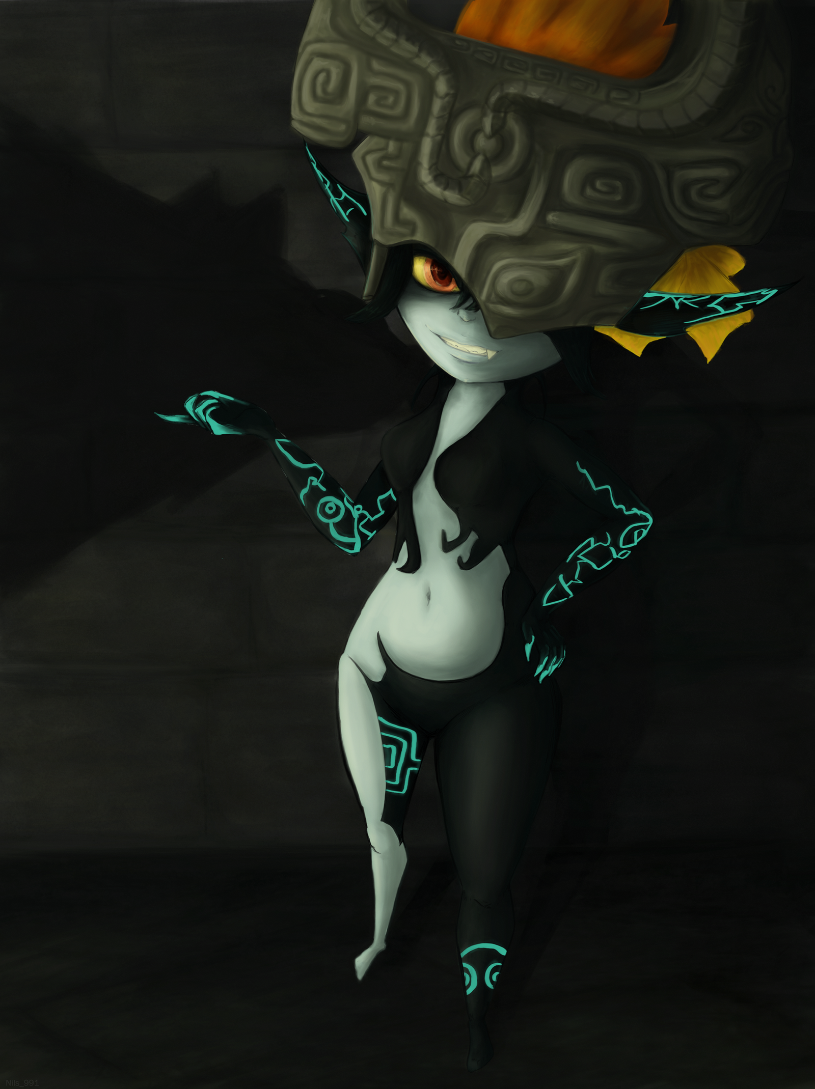 Midna by Nils991