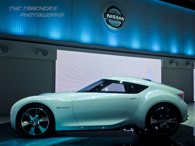 Nissan Concept Car by thetrackers on DeviantArt