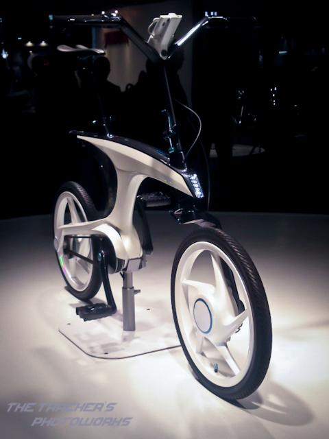 The Future Bike Honda Concept By Thetrackers