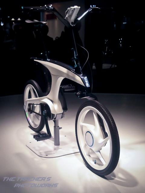 The Future Bike   Hond...