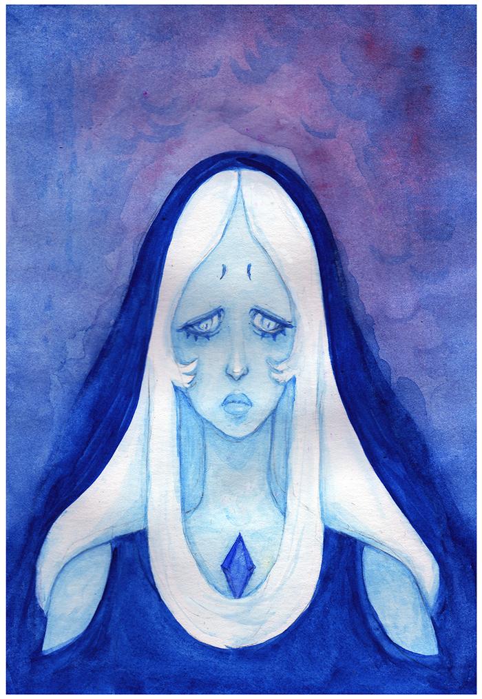 Blue Diamond by Geiboi