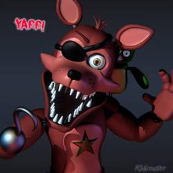 Rockstar Foxy Render