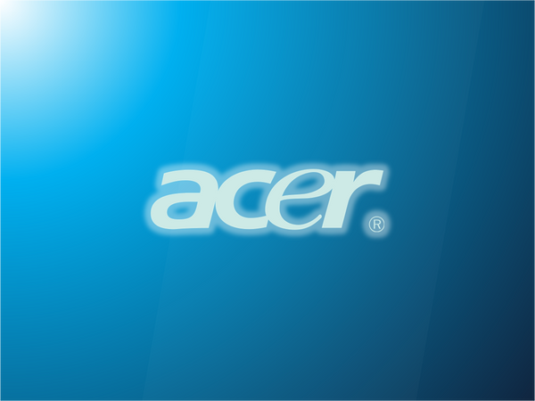 DeviantArt: More Like Acer Wallpaper Blue by puzzlepiecemedia