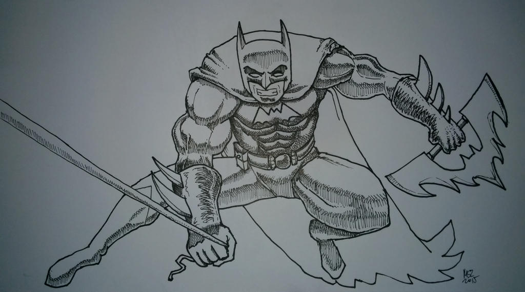 Batman by maciekszlachta
