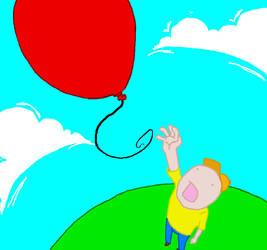 Balloon by blob-monsta