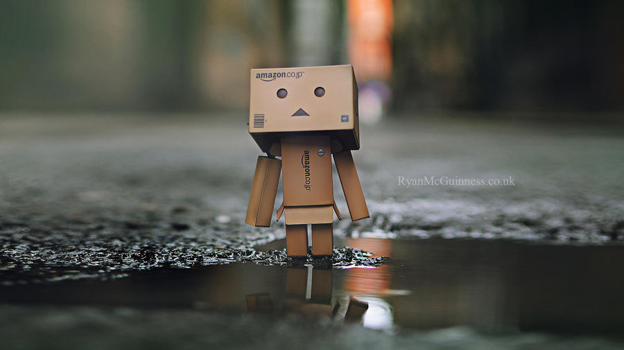 Danbo Cinematic Full HD by RyanMichael