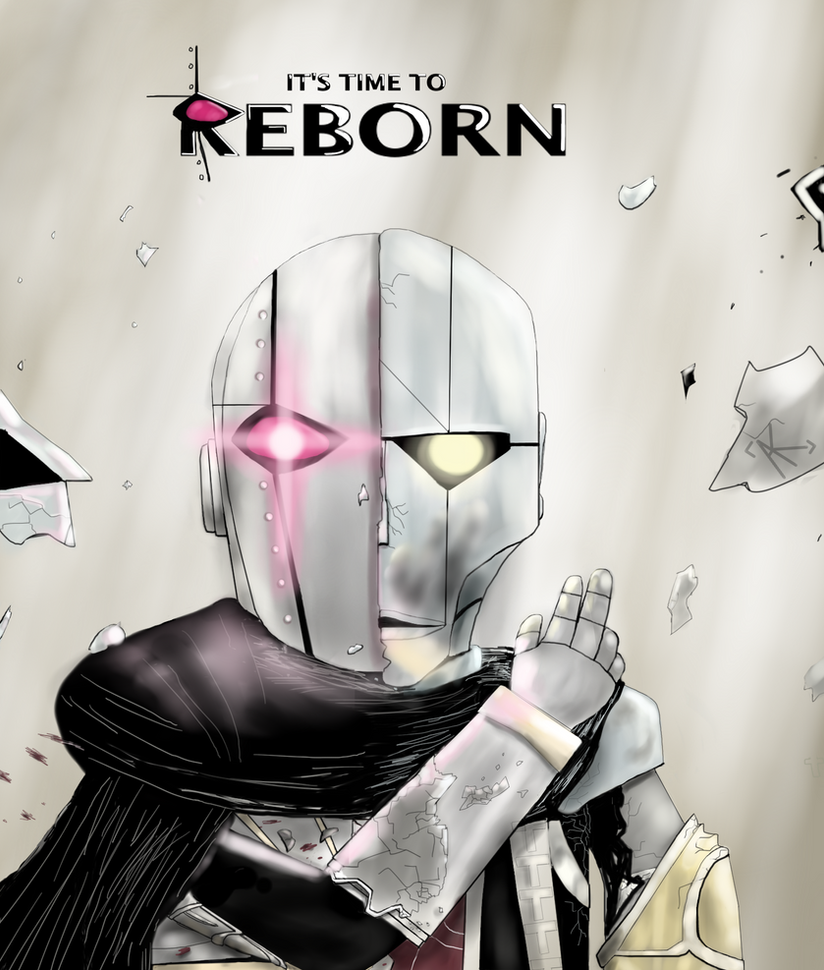 Iron Mask Fanart by AK32