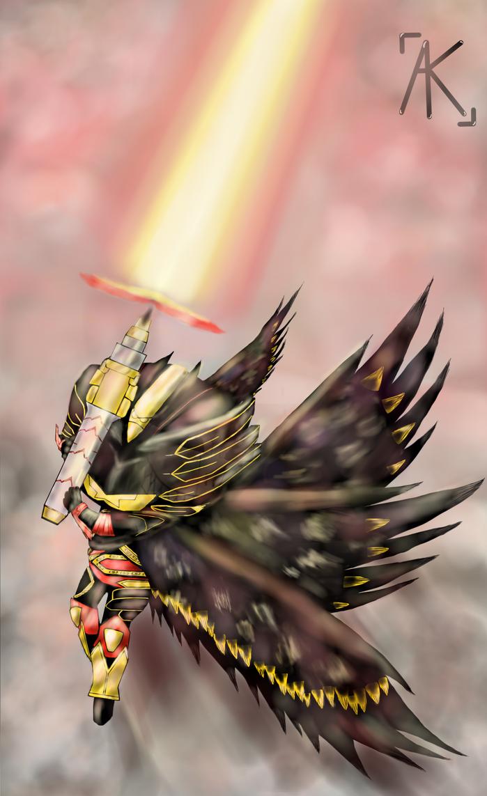 Satria Golden Sword by AK32