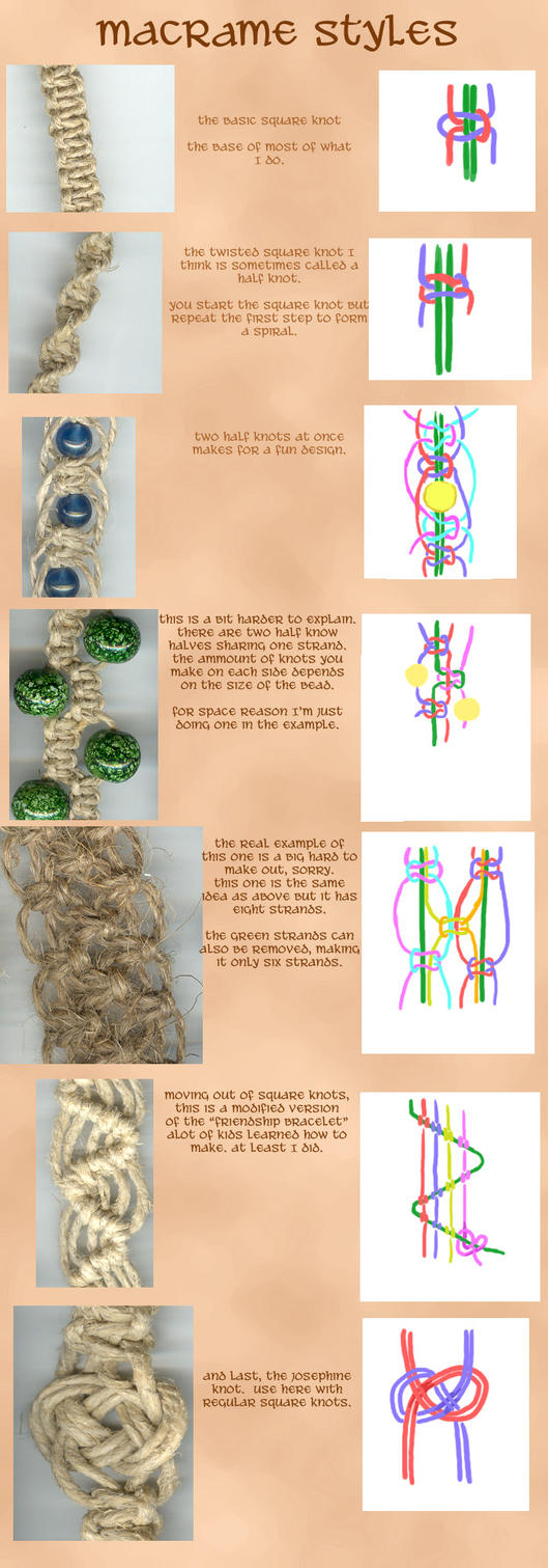 knots instructions and diagrams