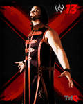 Kevin Thorn WWE 13 Poster