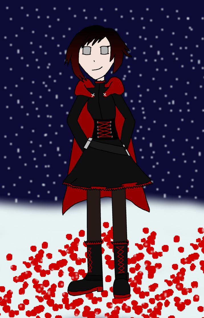 Ruby Rose by spkdog