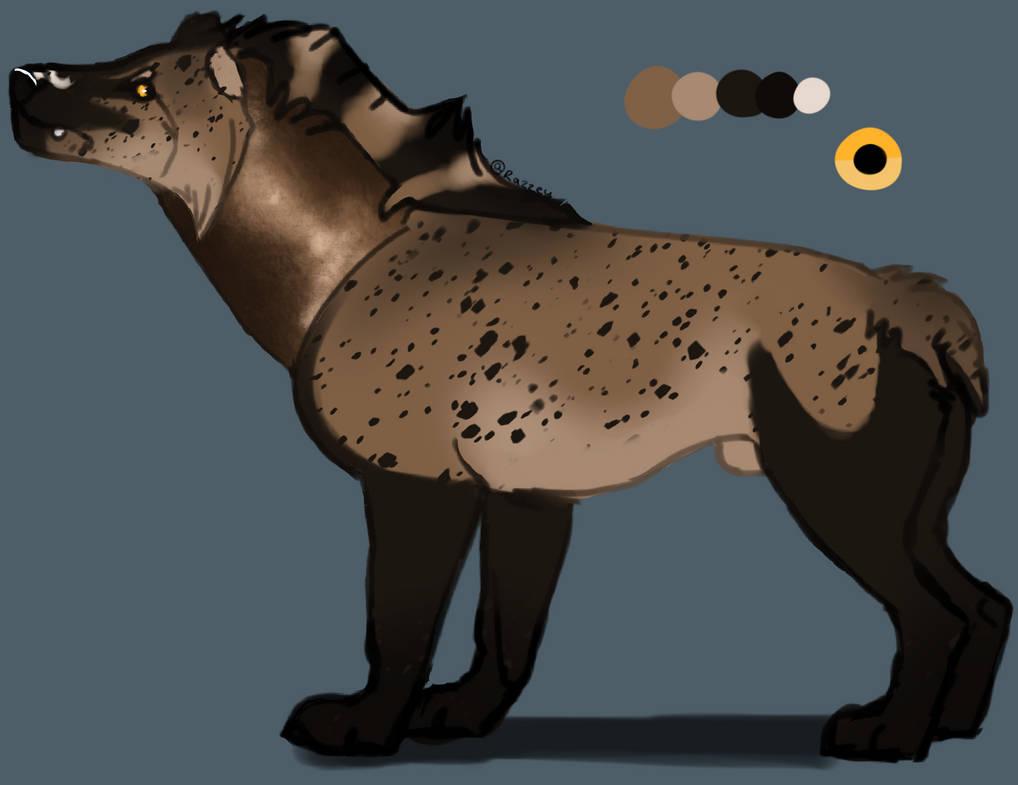 Male Hydog Adopt CLOSED by Razzey