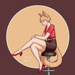 Kat Portrait