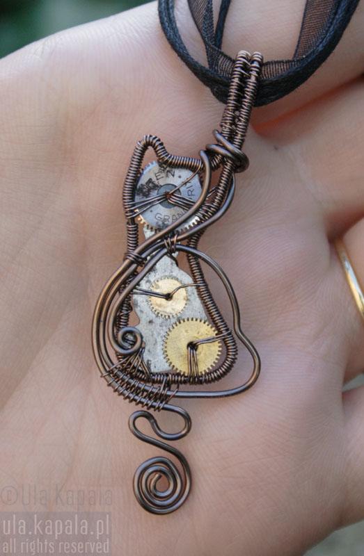 Clockwork kitten II by ukapala