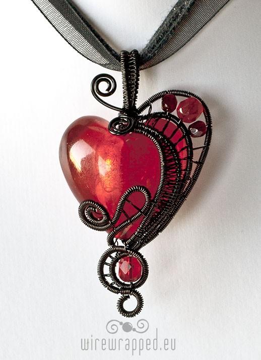 Gothic valentine by ukapala