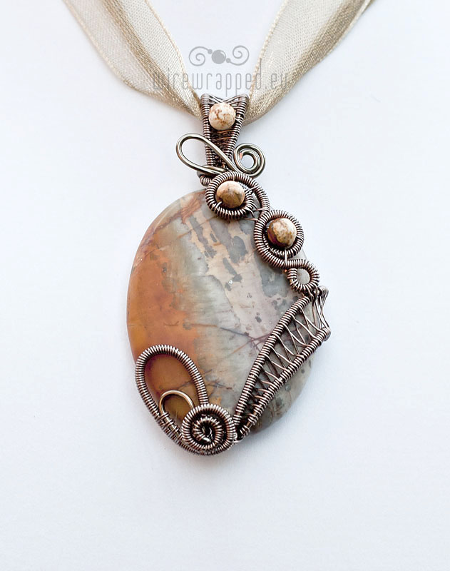 Picasso jasper pendant by ukapala on deviantart picasso jasper pendant by ukapala aloadofball Image collections