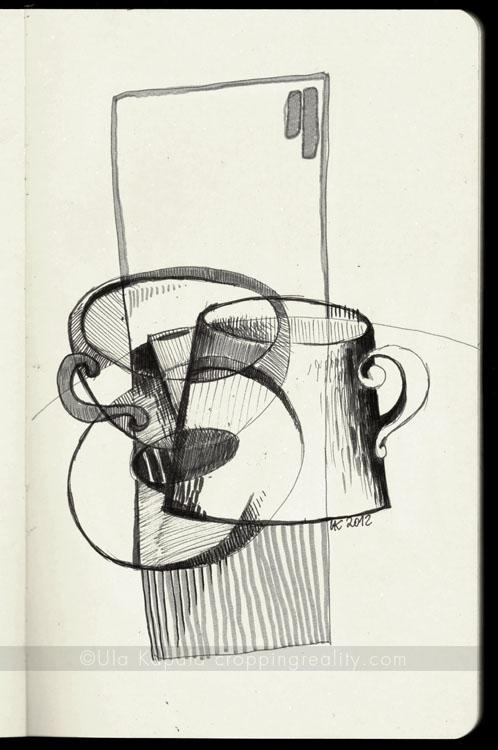 Cafe Still Life 2 by ukapala