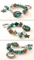 Ocean bracelet by ukapala