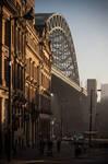 Bridges of Newcastle 2 by ukapala