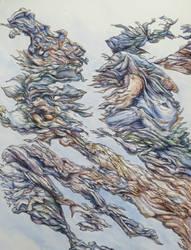Organic Substratus 2 by AdamSeaKlein
