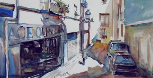 Corner 51 by AdamSeaKlein
