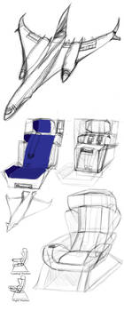 Future Aircraft Preliminary Concept