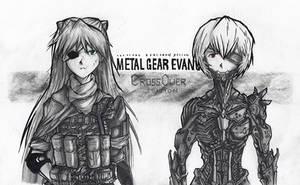Metal Gear Evangelion by YorickAngerfist