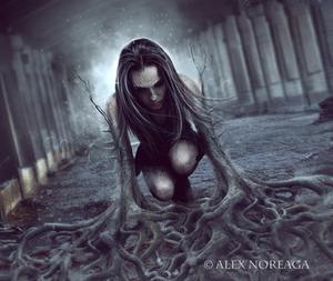 Species 2 by alexnoreaga