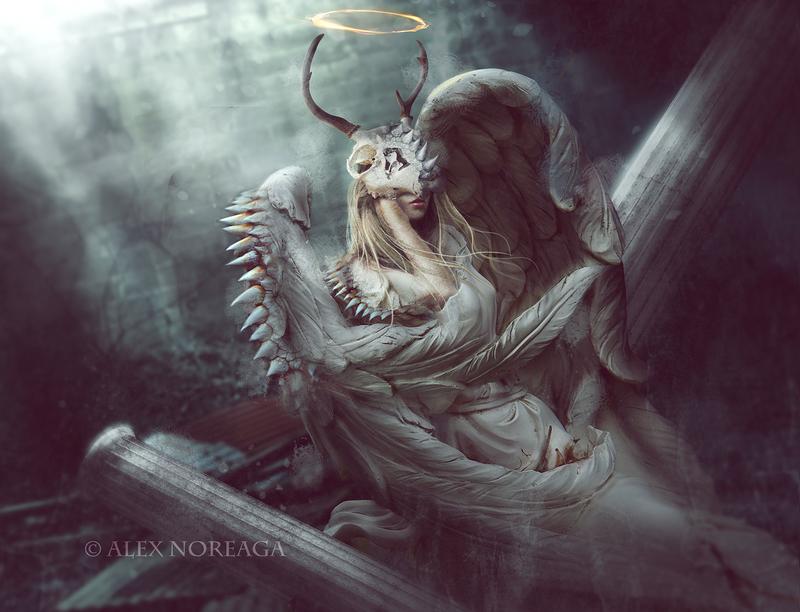 The Forgotten by alexnoreaga