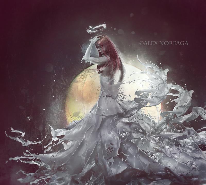 Queen by alexnoreaga