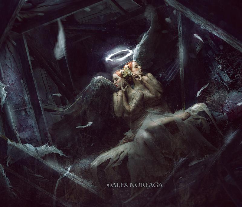 Two Sins by alexnoreaga