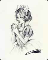 Snow White by eromenos