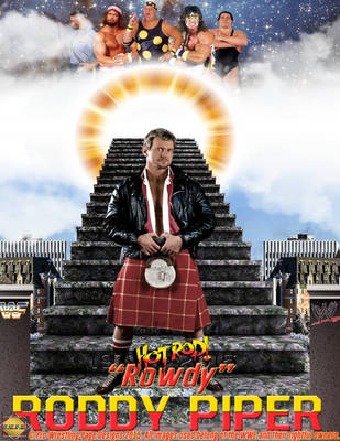 Roddy Piper Poster. by ChrisNeville85