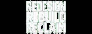 Seth Rollins, Redesign, Rebuild, Reclaim Logo cut.