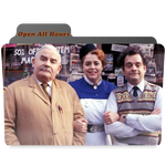 Open All Hours Folder Icon