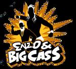 Enzo and Big Cass Logo Cutout