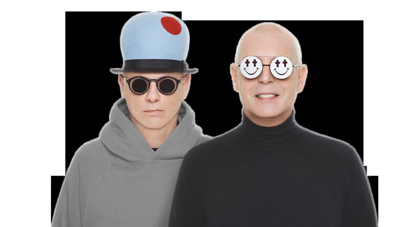 Pet Shop Boys PNG by ChrisNeville85