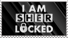I Am Sherlocked Stamp Version 2 by ChrisNeville85